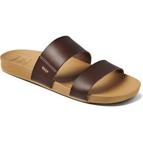 Reef Cushion Vista Sandals Women, marrón/beige